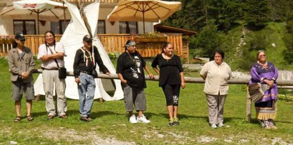 Presentazione Indian Village 2012 - Capanna Trieste