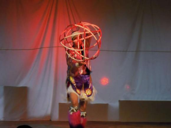 Pd Chalifoux - Cree - Hoop dance
