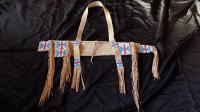 Beaded quiver Lakota/Sioux style