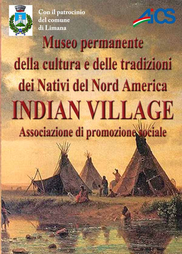museo Indian village