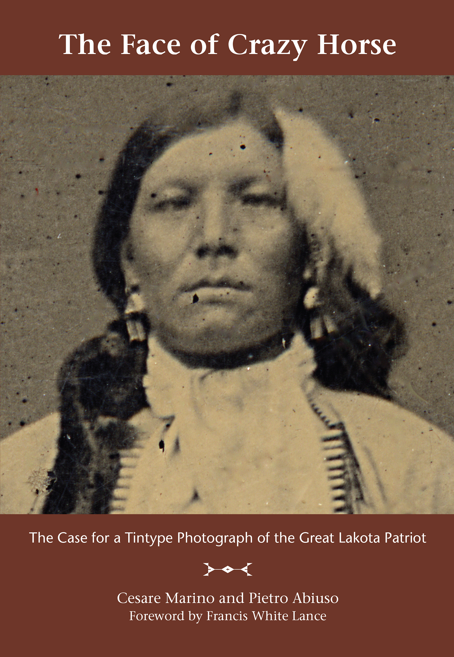the face of crazy horse