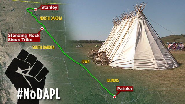 standing rock sioux tribe dapl