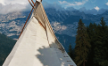 Tepee -Indian Village - Vallada Ag. (BL)