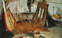 Tipi allestito - Indian Trading Post - Bastia di Rovolon (PD)