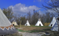 Campo dei tipi - Indian Trading Post - Taggì di Sotto (PD)
