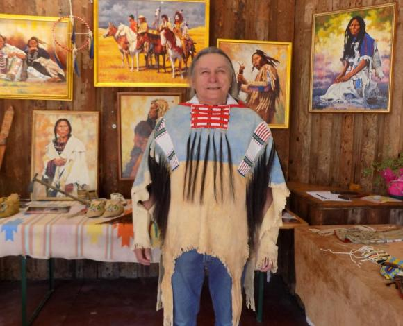 Gilbert Douville - Lakota/Sioux -USA