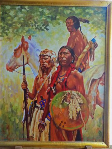 """""""Protectors of the Cheyenne people"""""""